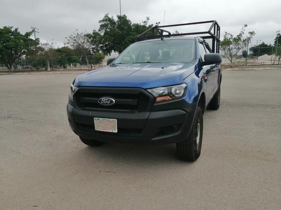 Ford Ranger 2019 4x4 Doble Cabina Seminueva, ¡oportunidad!