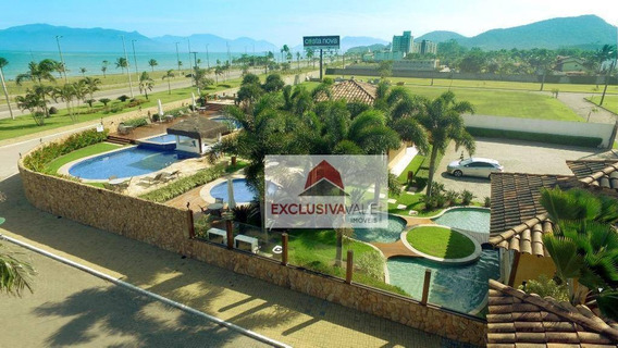Terreno À Venda, 390 M² Por R$ 600.000 - Massaguaçu - Caraguatatuba/sp - Te0325