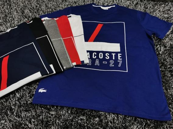 Camiseta Lacoste France 27 Original