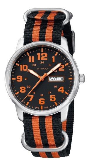 Relógio Masculino M-watch By Mondaine Wbd.90320.nc M14