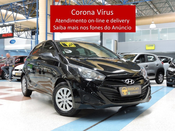 Hyundai Hb20 1.0 Confort 12v - Manual 2015