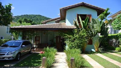 Ref.: 352 - Casa Condomínio Fechado Em Sao Sebastiao, No Bairro Baleia - 4 Dormitórios