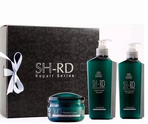 Sh-rd - Kit De Tratamento.