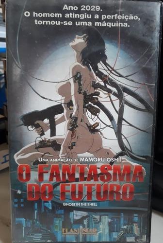 Vhs O Fantasma Do Futuro - Original