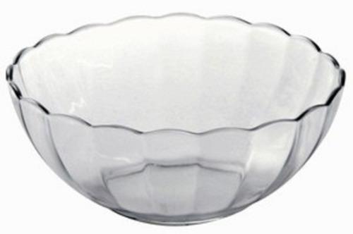 Bowls Vidrio 1ltrs Incoloro Bella Marinex