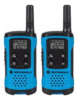 Handy Motorola T-100mc 25 Km - A Pilas