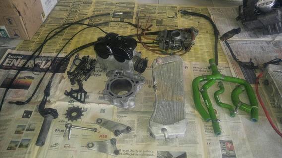 Peças Motor Kxf 250 Ano 2009