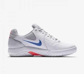 da9bcea7 Tenis Nike Air Zoom Resistence Blanco Federer Tennis