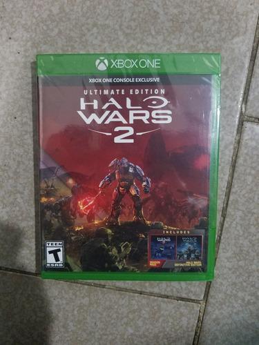 Xbox One Halo Wars 2 Ultimate Edition Nuevo Disco Fisico