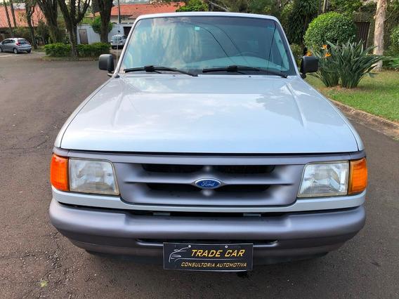 Ford Ranger 4.0 V6 Xl 1997 Completa - Gasolina - Impecável!