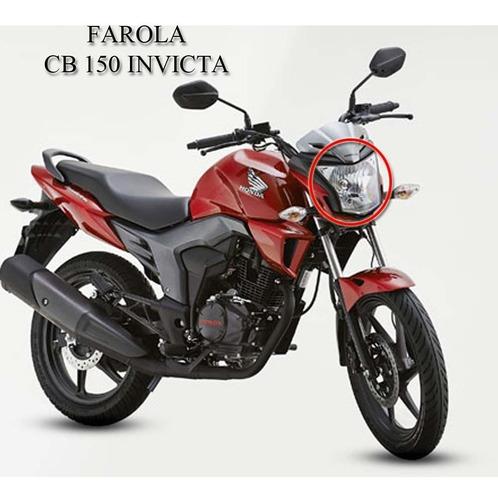 Farola Cb-150 Invicta