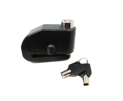 Candado Moto Alarma Freno De Disco Lk 603 Original Premium