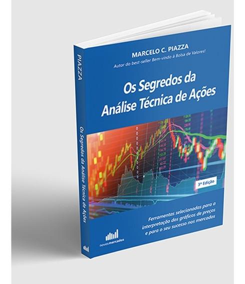 Os Segredos Da Análise Técnica De Ações (3ª Edição)