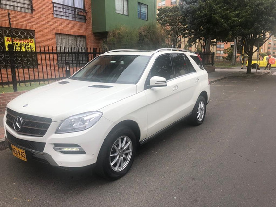 Camioneta Mercedes Benz Ml 250
