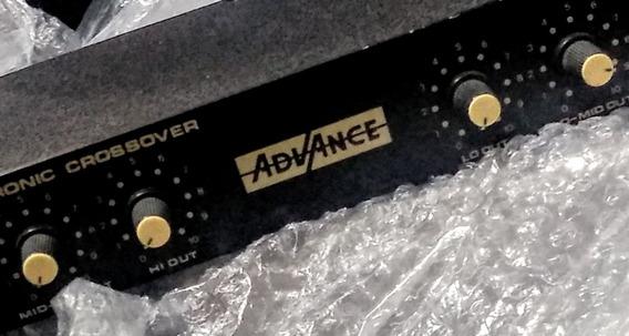 Crossover Advance, Divisor De Frequência Fcr 42 Sterio