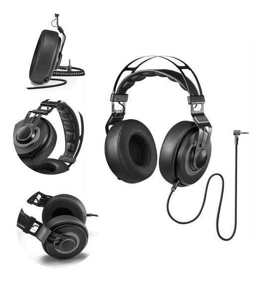 Fone Headphone Premium Wired Large Ph237 Multilaser