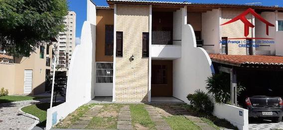 Casa Com 03 Quartos/suíte Em Condomínio Na Maraponga - Ca0058