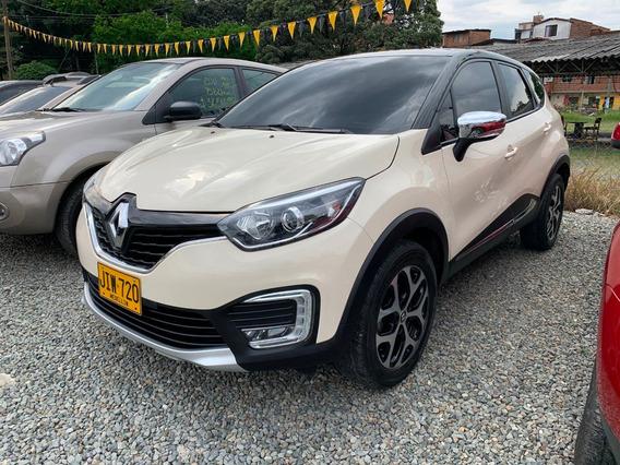 Renault Captur Intens Aut 2.0 Blanco Marfil 2017 Jiw720