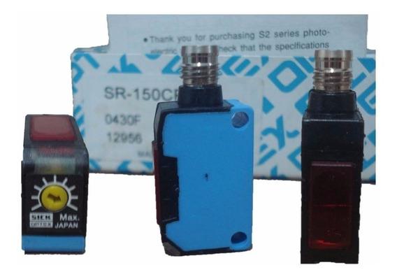 Sensor De Feixe Com Espelho Optex - Optex - Sr-150cp