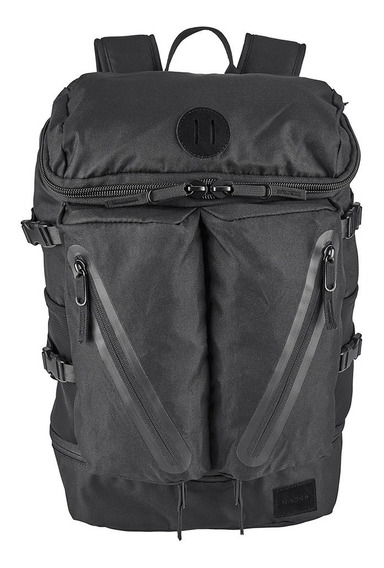 Mochila Nixon Scripps Backpack-all Black
