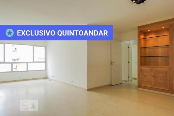 Apartamento No 9º Andar Com 3 Dormitórios E 2 Garagens - Id: 892987742 - 287742