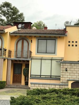 Preciosa Casa En Privada Tranquila, 5 Min Perif Seguridad