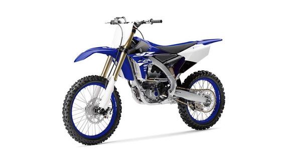 Yamaha Yz 250 F 2018 0km Azul