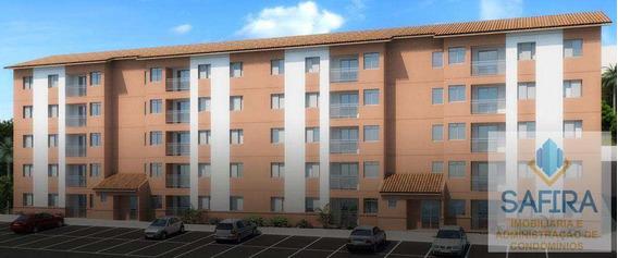 Apartamento Com 2 Dorms, Jardim São Miguel, Ferraz De Vasconcelos - R$ 300 Mil, Cod: 429 - V429