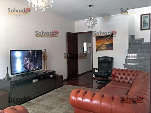 Sobrado Na Rua Macaxás - Vila Nair  -  São Paulo - 4863