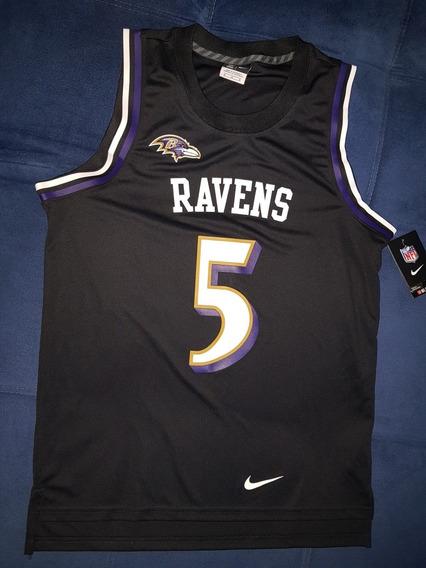 Camisa Baltimore Ravens,joe Flacco,de Coleção, S/ Uso.
