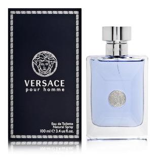 Versace Pour Homme 100ml Caballero Original