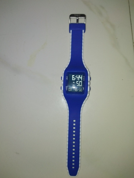 Reloj Digital Reebok Color Azul