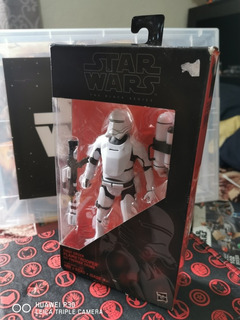 Firts Order Flametrooper Star Wars