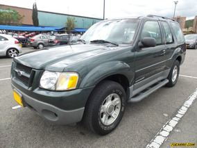 Ford Explorer Aventura At 4000cc