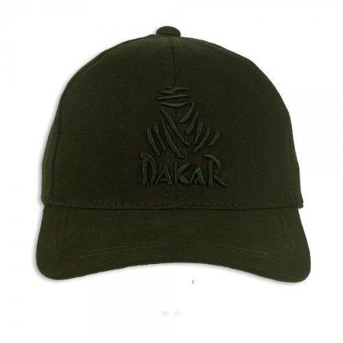 Bone Bordado Dakar Verde