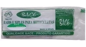 Jogo De Raios Inox 4mm Bace Honda Shadow 750 Traseiro