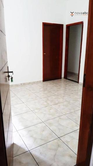 Apartamento Com 2 Dormitórios À Venda, 50 M² Por R$ 195.000 - Centro - Santo André/sp - Ap1307
