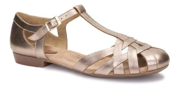 Zapatos Andrea Línea Confort Cómodos De Piso