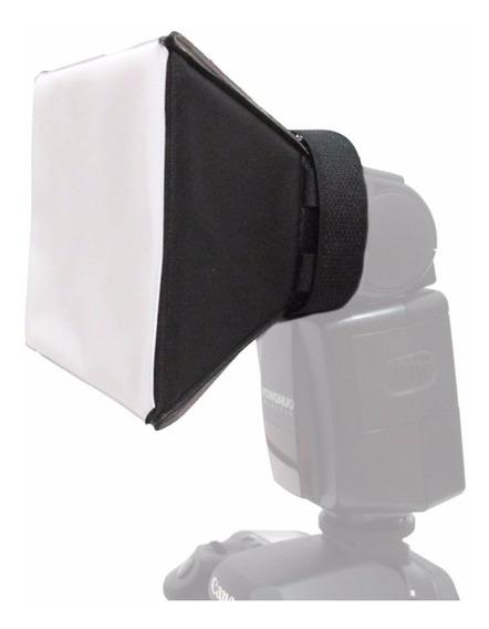 Difusor Flash Mini Softbox Pixco Universal - Canon , Nikon