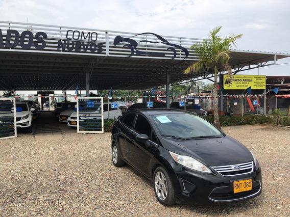 Ford Fiesta At 1.6
