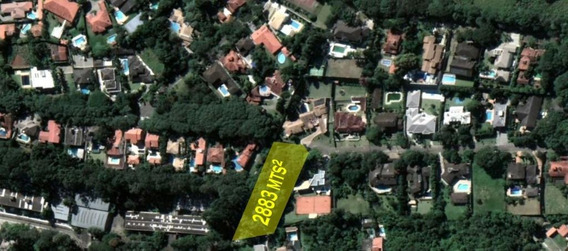 Terreno À Venda, 2883 M² Por R$ 1.700.000,00 - Bosque Do Vianna - Cotia/sp - Te0775