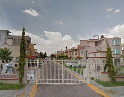 Casa En Remate Bancario, Las Americas Ecatepec De Morelos.