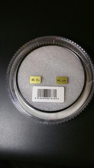 Filtro Hoya 86mm Circular Polarizante - Made In Japan