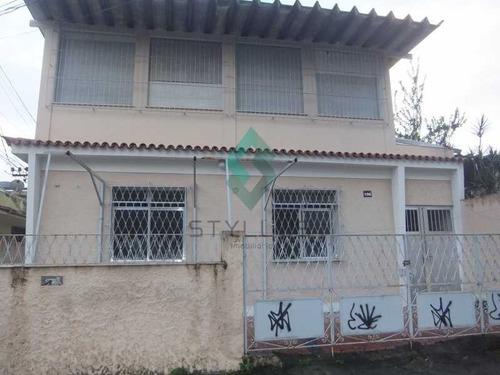 Imagem 1 de 15 de Casa De Rua-à Venda-piedade-rio De Janeiro - C70143