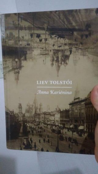 Anna Kariênina Liev Tolstoi - Cosac Naify - Frete Grátis