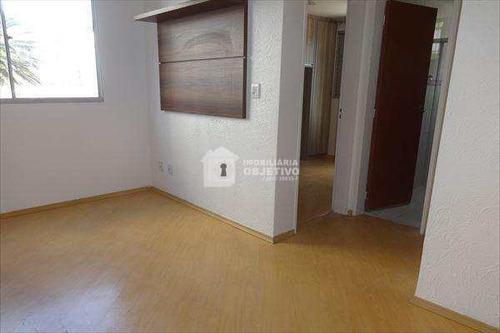 Imagem 1 de 12 de Apartamento Com 2 Dorms, Portal Do Morumbi, São Paulo - R$ 260 Mil, Cod: 3054 - V3054