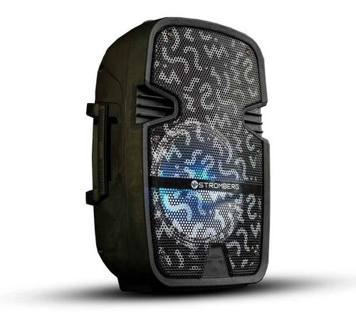 Imagen 1 de 8 de Parlantes Portátil Stromberg Digity Bluetooth Tws Special Ed