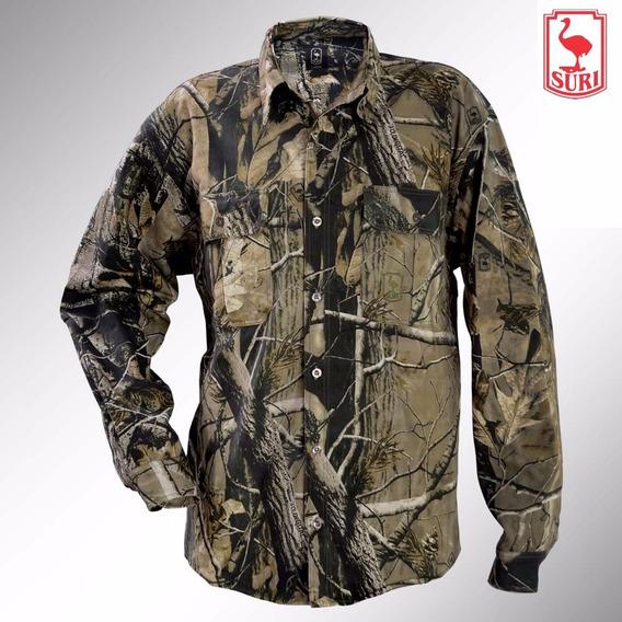Camisa Camuflada 3d