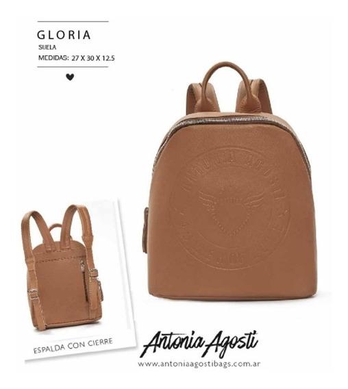 Mochila #gloria - Antonia Agosti