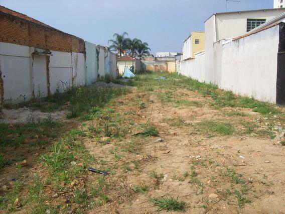 Terreno À Venda Centro Suzano Tr-0001